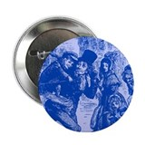 Blue Tiny Tim Button
