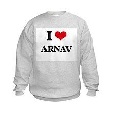 I Love Arnav Sweatshirt