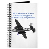 Radial B-25 Journal