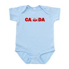 Canada 001 Body Suit