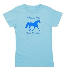 Cool Fox trotter Girl's Tee