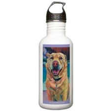 Chelsea The Happy Dog Stainless Water Bottle 1.0l