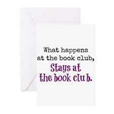 Funny Club Greeting Cards (Pk of 20)