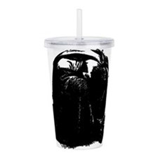 Lonely Acrylic Double-wall Tumbler