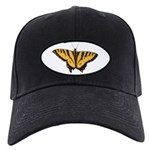 Butterfly Baseball Cap Original Butterfly Art Cap