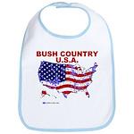 Bush Country USA (County) Bib