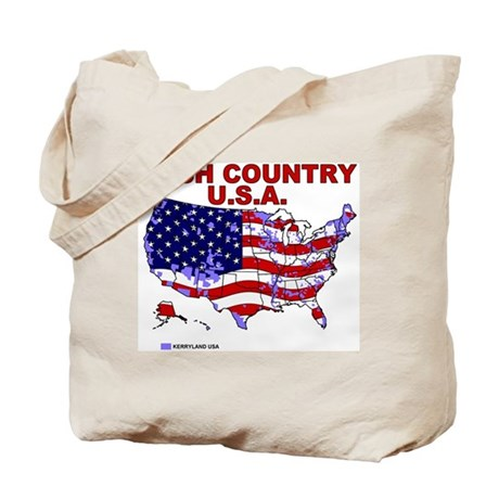 Bush Country USA (County) Tote Bag