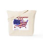 Bush Country USA (County) Tote Bag