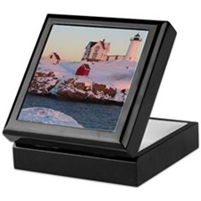 Keepsake Box of Nubble Light