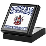 RONAN University Keepsake Box