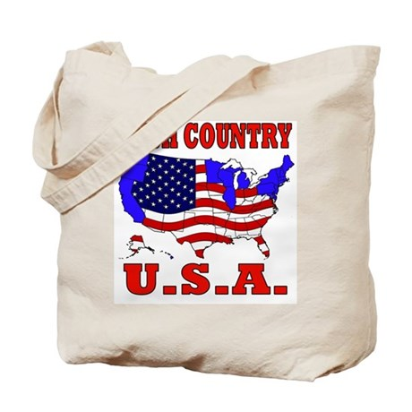 Bush Country USA Tote Bag