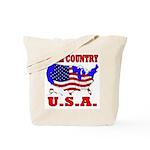 Bush Country USA Tote Bag