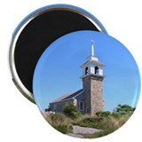 "2.25"" Magnet (10 pack) Meetinghouse at the Isles o"