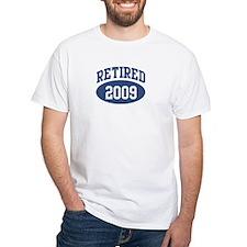 Retired 2009 (blue) Shirt