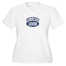 Retired 2008 (blue) T-Shirt
