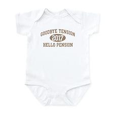 Hello Pension 2017 Infant Bodysuit