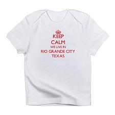Keep calm we live in Rio Grande Cit Infant T-Shirt