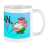 TOP Dive Clean Mug