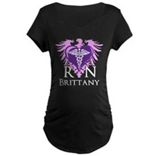 Personalized RN Crest T-Shirt