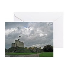 Medieval Welsh Castle Greeting Cards (Pack of 6)