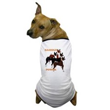 Basenji power Dog T-Shirt