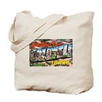 Caldwell Idaho Greetings Tote Bag