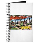 Caldwell Idaho Greetings Journal