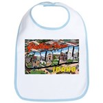 Caldwell Idaho Greetings Bib