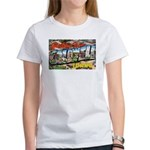 Caldwell Idaho Greetings (Front) Women's T-Shirt