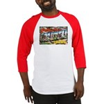Caldwell Idaho Greetings Baseball Jersey