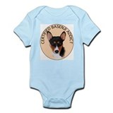 Basenji Addict Infant Bodysuit