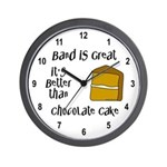 Band is Great Wall Clock