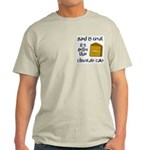 Band is Great Pocket Image Light T-Shirt