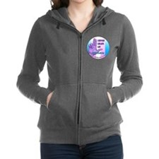 Cool Therapy Women's Zip Hoodie