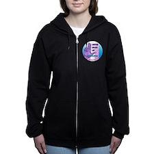 Conversative Women's Zip Hoodie