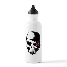 Cyborg Terminator Cybe Water Bottle