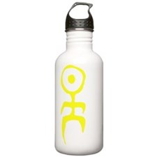 Rzende Neubauten (Yell Water Bottle