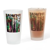 Buddha Pint Glasses