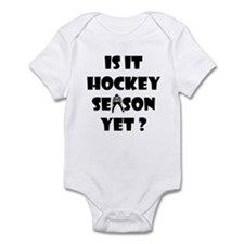 Hockey Season Infant Bodysuit