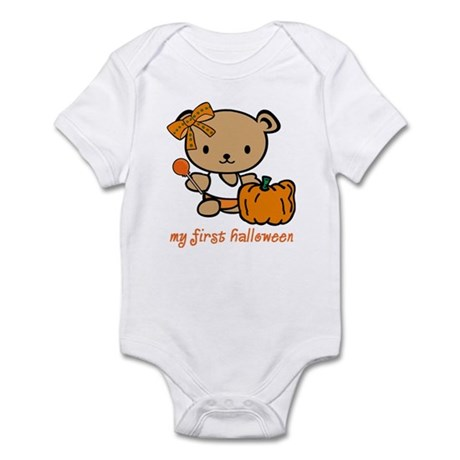 My First Halloween (Girl) Infant Bodysuit