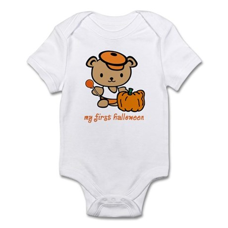 My First Halloween (Boy) Infant Bodysuit