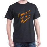 Orange Ruger T-Shirt