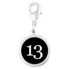 Number 13 Charms