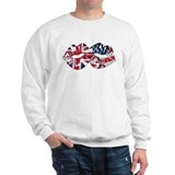 Trans-Atlantic Kiss Sweatshirt
