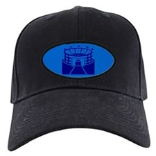 Blue Stadium Baseball Hat