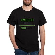 Funny Emilio T-Shirt