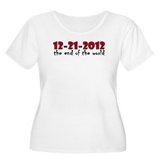 12-21-2012 End of the World T-Shirt