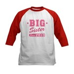 Big Sister Team 2010 Kids Baseball Jersey