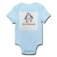 Born Swimmer Infant Bodysuit