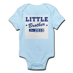 Little Brother - Team 2010 Infant Bodysuit